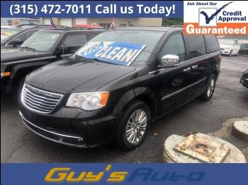 2014 Chrysler TOWN N COUNTRY